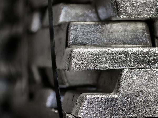 metales no férricos